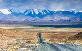 Pamir Highway   Tajiquistão e Quirguistão