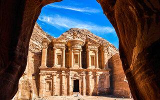 Petra, Jordânia   Indiana Jones e a Última Cruzada