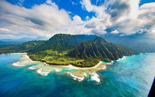 Kauai, Havaí   Jurassic Park