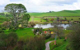 Matamata, Nova Zelândia   O Hobbit e O Senhor dos Anéis