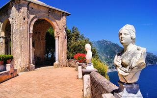 Ravello, Itália   Mulher Maravilha