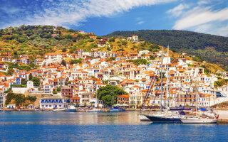 Skopelos, Grécia   Mamma Mia!