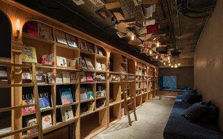 Book and Bed   Japão