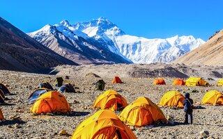 Campo Base do Everest