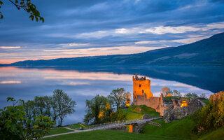Inverness e o Lago Ness   Escócia