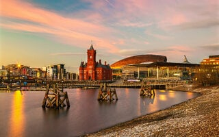 Cardiff   País de Gales