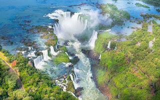 Cataratas do Iguaçu   Brasil e Argentina