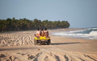 Praia do Gunga, Roteiro | Alagoas