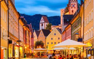 Rota Romântica, Alemanha