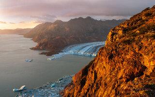 Glaciar Viedma + Laguna Viedma
