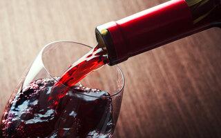 Vinho tinto suave