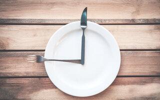 Respeite os horários das refeições