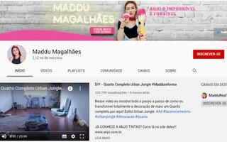 MADDU MAGALHÃES
