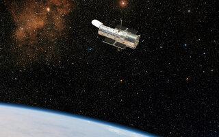 Telescópio Hubble Space