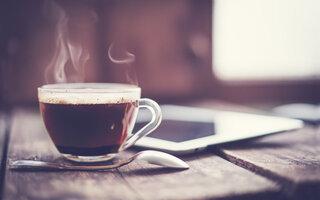Não abuse da cafeína