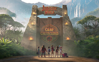 Jurassic World: Acampamento Jurássico - Netflix