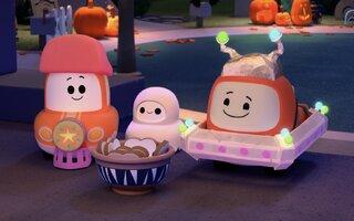 Cory Carson e o Halloween