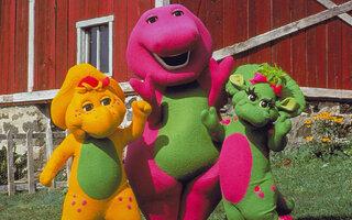 A grande aventura de Barney - O Filme