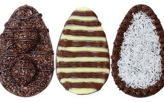 Ovos de Páscoa de colher Barbosa Supermercados