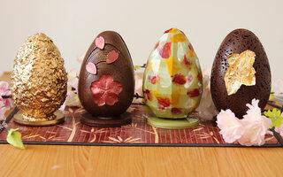Ovos linha Signature - Hanami Confeitaria