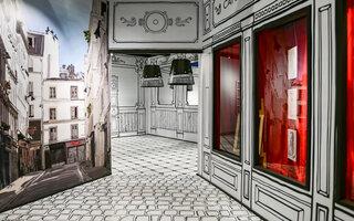 Início na Rue de Paris