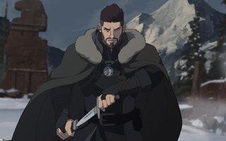 The Witcher: Lenda do Lobo - Netflix