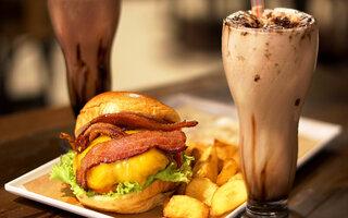 Milk Shake de Bacon