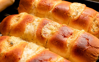 Pão de Cebola e Bacon
