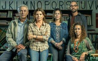 Segunda Chamada Temporada 2 - Globo Play