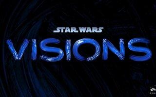 Star Wars Visions - Disney +