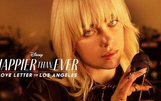 Happier Than Ever: Uma Carta de Amor para Los Angeles - Disney +