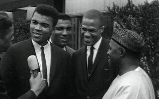 Irmãos de Sangue: Muhammad Ali e Malcolm X - Netflix