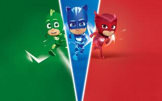 PJ Masks: Heróis de Pijama - Netflix