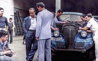 Fangio: o Rei das Pistas