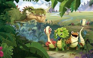 Gigantossauro - Disney+