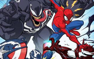 Marvel's Spider-man Maximum Venom - Disney+