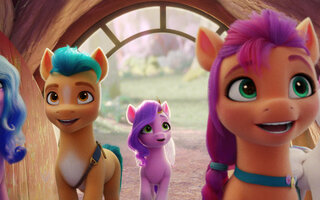 My Little Pony: Nova Geração - Netflix