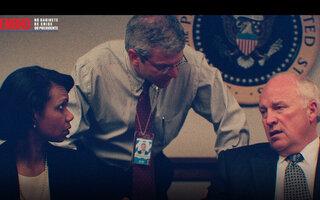 11 de Setembro: No gabinete de crise do presidente