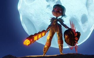 Maya e os 3 Guerreiros- Minissérie