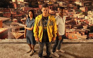 Sintonia Temporada 2 - Netflix
