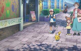 Pokémon, o Filme: Segredos da Selva - Netflix