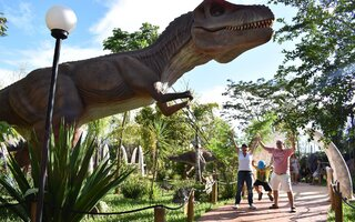 Vale dos Dinossauros de Olímpia