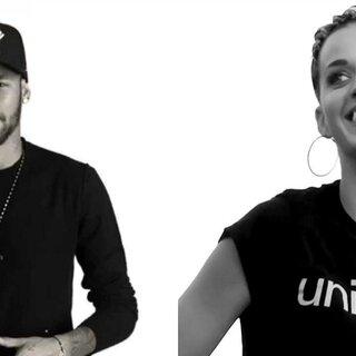TV: Neymar, Katy Perry e outros famosos cantam Beatles em campanha da UNICEF