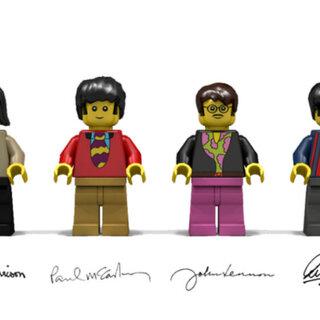 Música: Lego lança versão especial inspirada nos Beatles