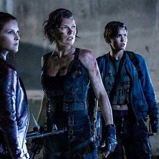Cinema: Resident Evil 6: O Capítulo Final