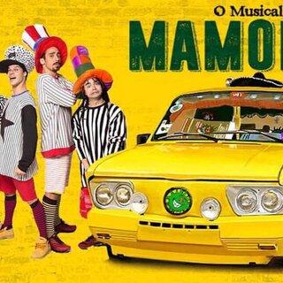 Teatro: O Musical Mamonas