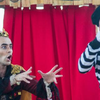 Teatro: A Saga do Herói Morto