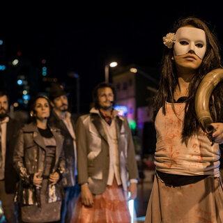 Teatro: Ópera Urbe - Peste Contemporânea