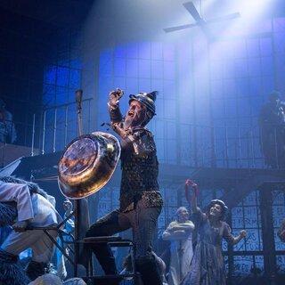 Teatro: O Homem De La Mancha