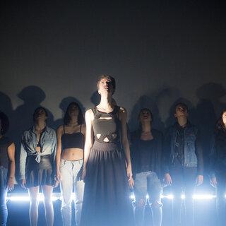 Teatro: Juventudxs - Uma Peça Golpe Afetiva
